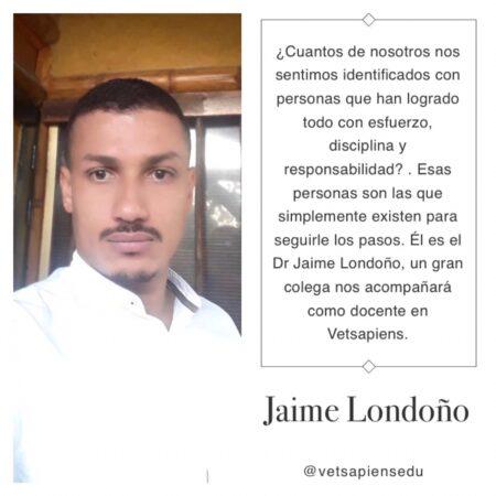 Dr. Jaime Londono
