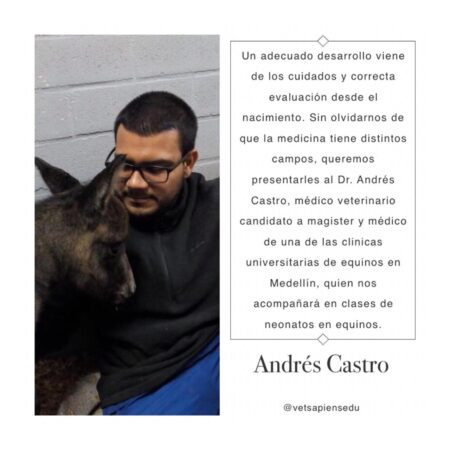 Dr. Andres Castro