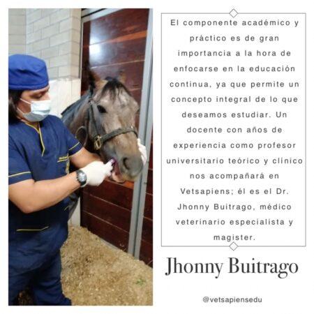 Dr. Jhonny Buitrago