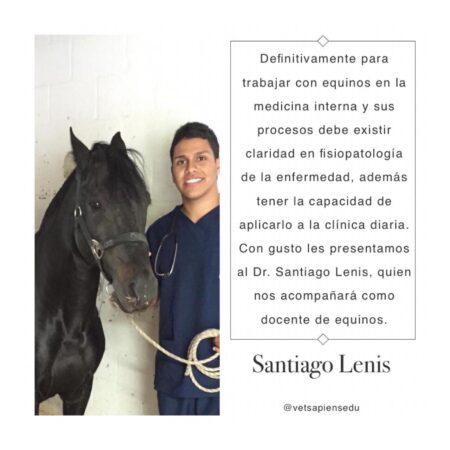 Dr. Santiago Lenis
